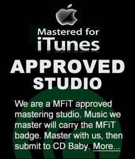 MFiT Online Audio Mastering