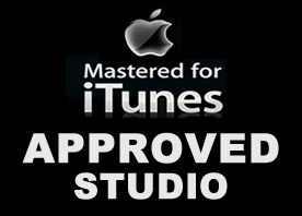 Audio Mastering - MFiT Approved Mastering